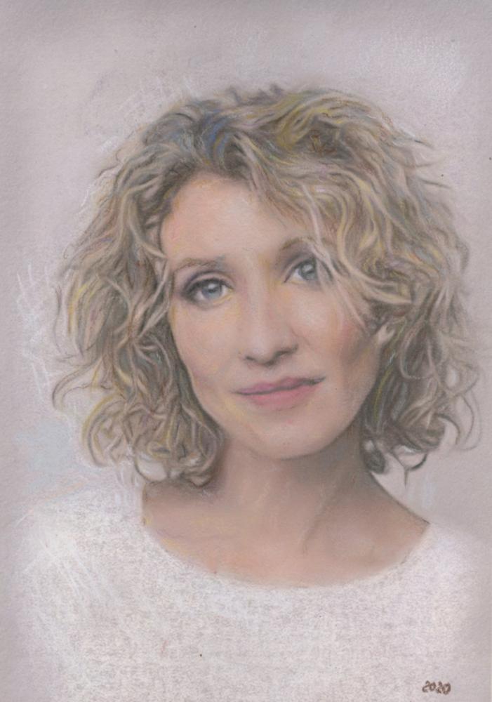 Alexandra Lamy por baudet